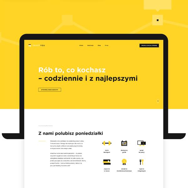 Smart Marketing Agency Website Template