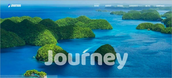 travel-agency-website-template