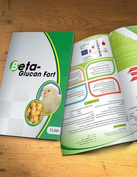 veterinary medical bifold brochure example