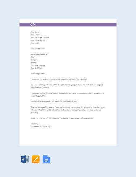 work application letter template1