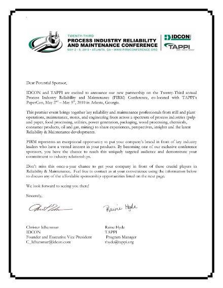 free sponsorship letter 1