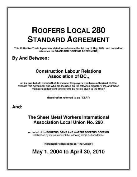 standard roofing contract 01