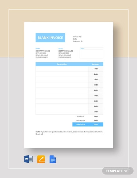 basic invoice template2