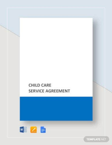 child-care-service-agreement