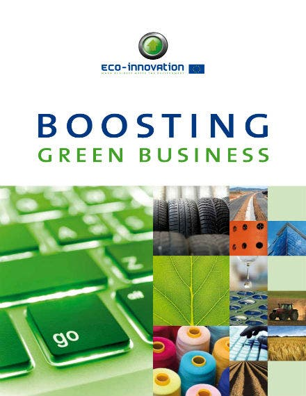 eco innovation business proposal
