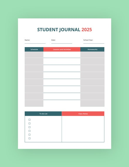 graphic relating to Brain Dump Template titled 9+ Notebooks and Magazine Templates within just InDesign Absolutely free