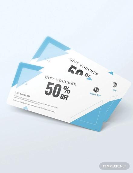 free discount voucher