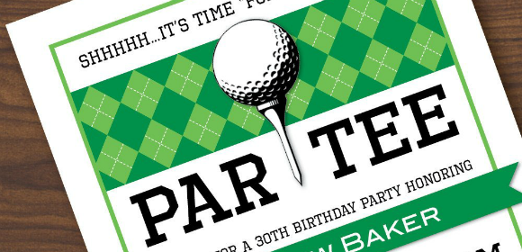 golfparty