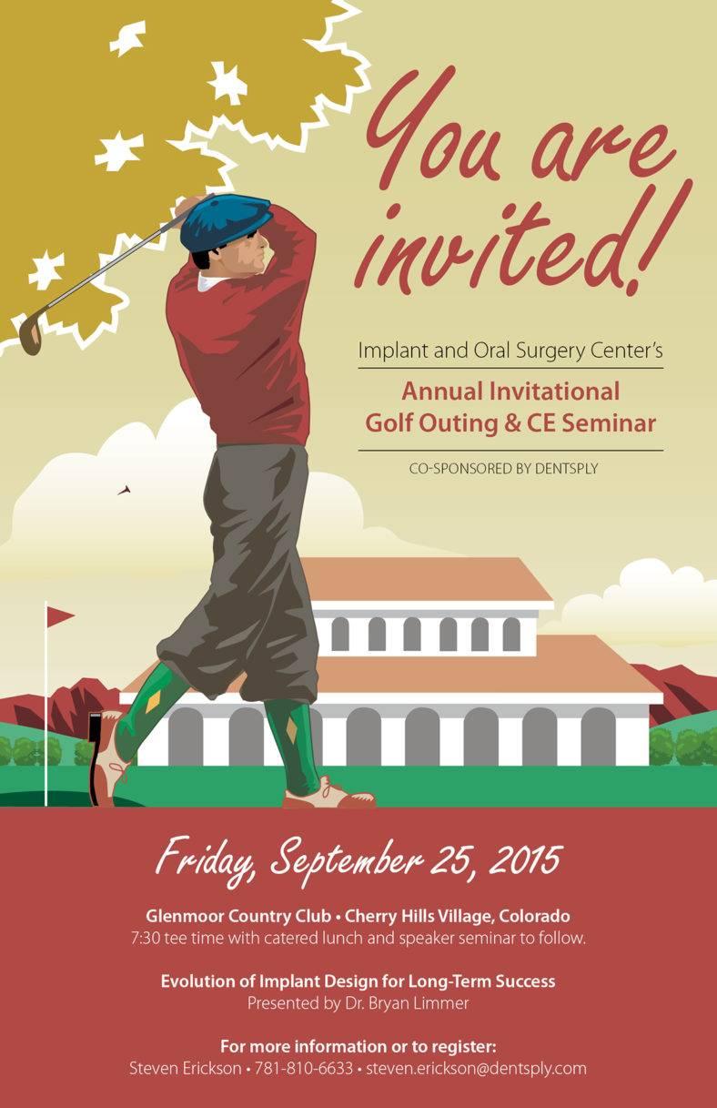 golf tournament invitation pack 788x1217