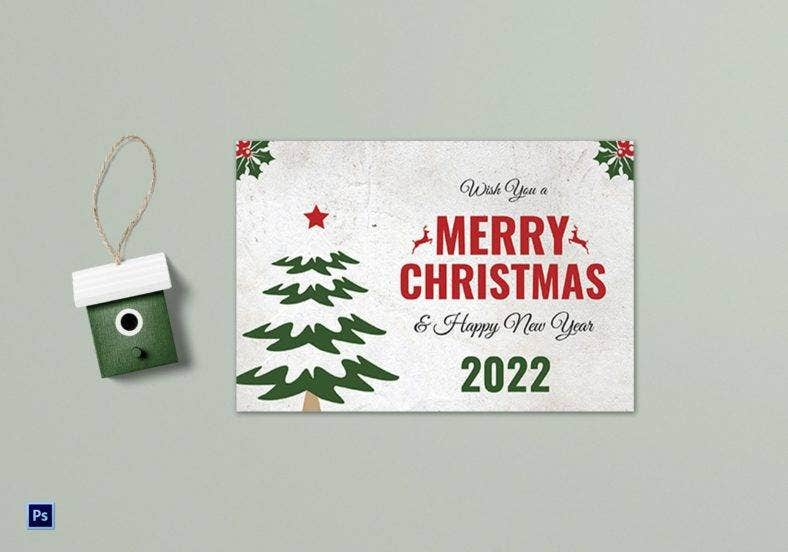 new year greeting card template 788x552