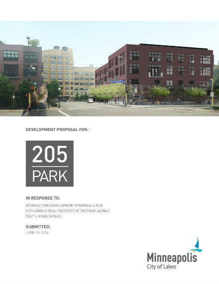 park ave real esstate proposal 01