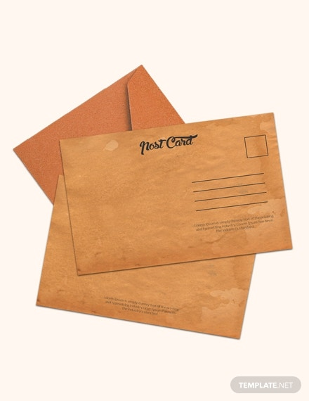 post card 1x