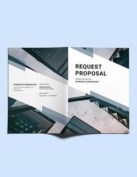 request proposal 1 1x