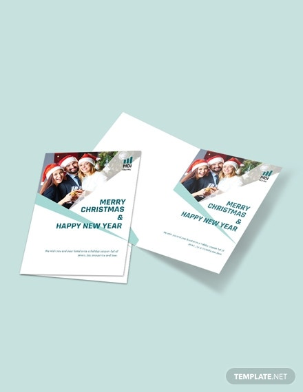 seo greeting card template