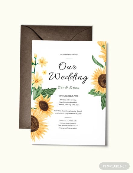 37 Traditional Wedding Invitation Templates Psd Ai Word Free