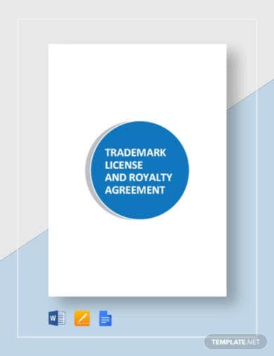trademark license and royalty agreement