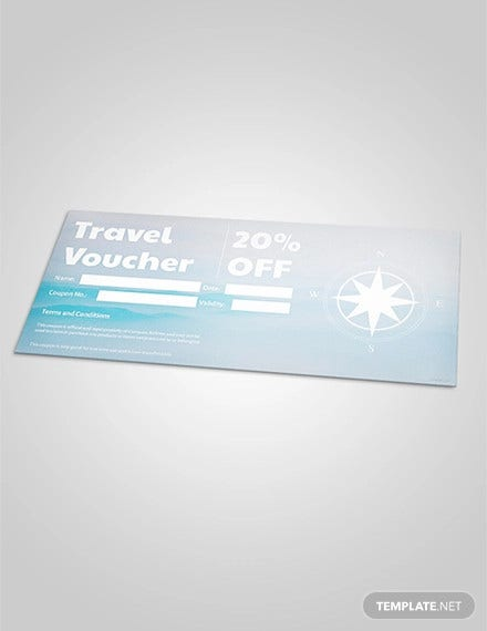 travel discount voucher