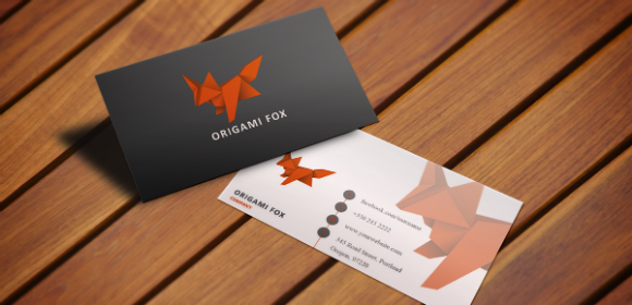 businesscardword