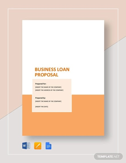 business loan proposal template1