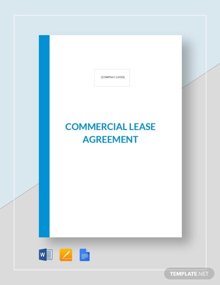 14 Commercial Lease Agreements Word Pdf Pages Free