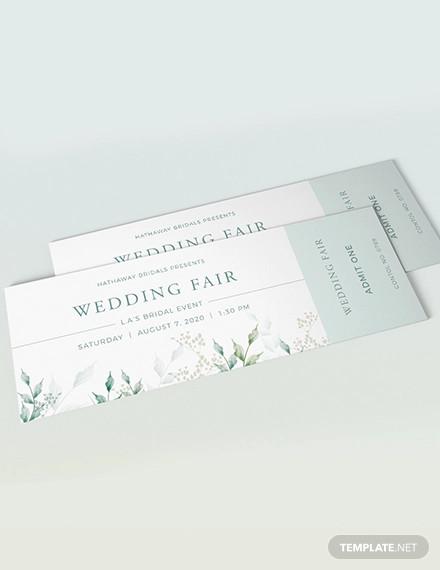 elegant ticket template1