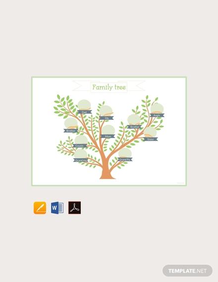 free example of family tree 440x570 1