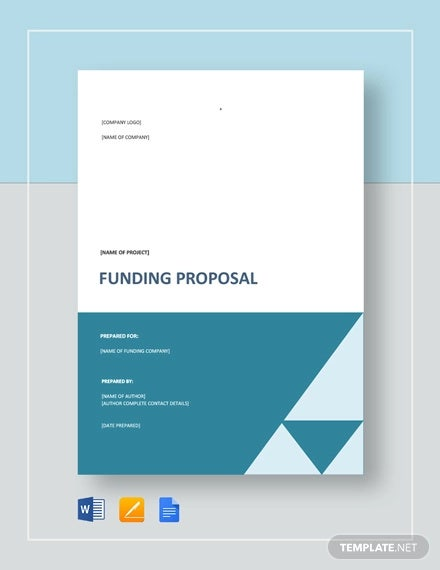 10+ NGO Project Proposal Templates - PDF, DOC | Free