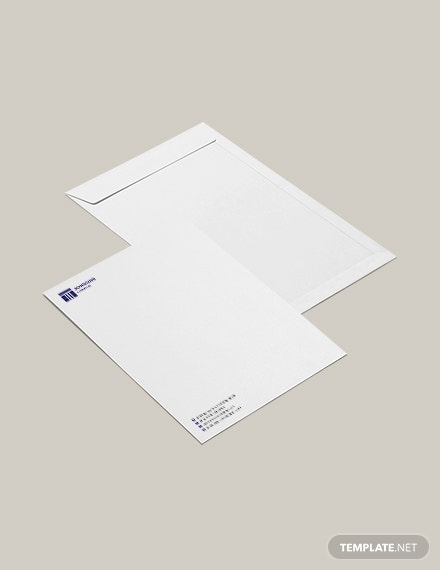 law-firm-envelope-template