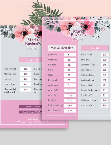 marias-beauty-salon-flyer