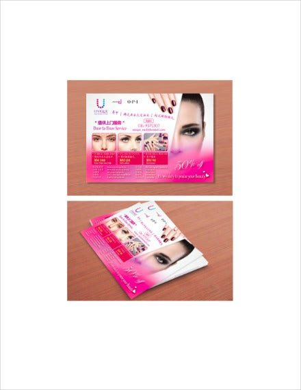 nail-and-beauty-care-flyer-design
