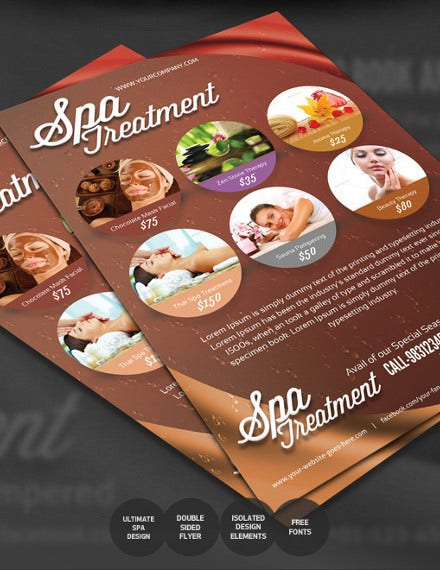 spa-treatment-flyer