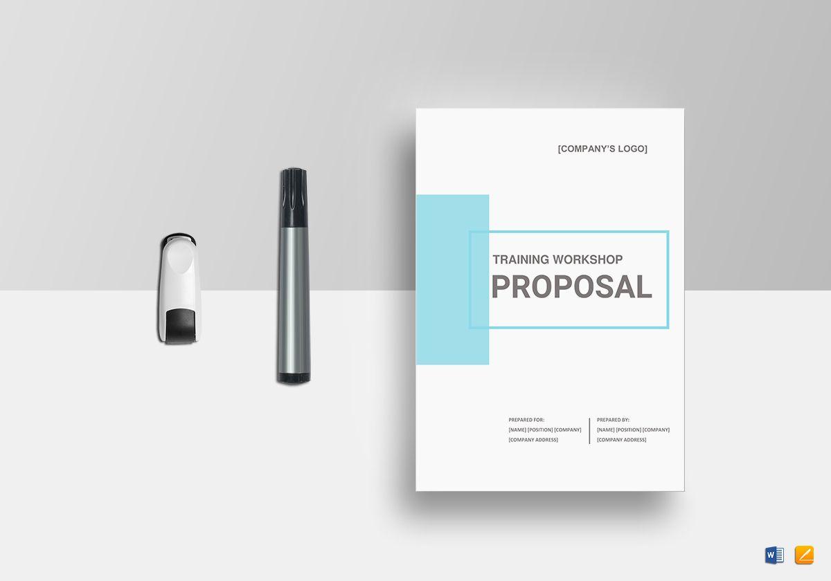 training workshop proposal template jpg