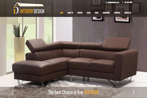 Furnish Interior Pro – Interactive WordPress Theme
