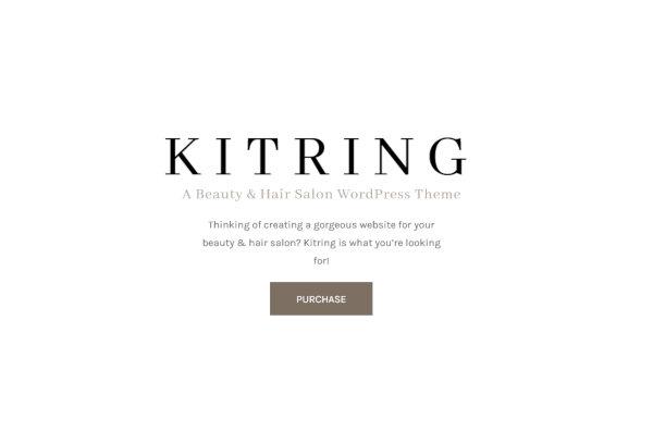 Kitring – Multipurpose WordPress Theme