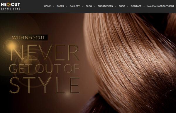 Neocut – Trendy WordPress Theme