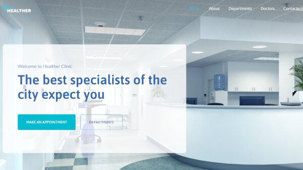 Healther – WPML Ready WordPress Theme