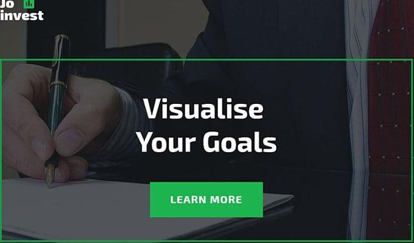 Jo Invest – Portfolio WordPress Theme
