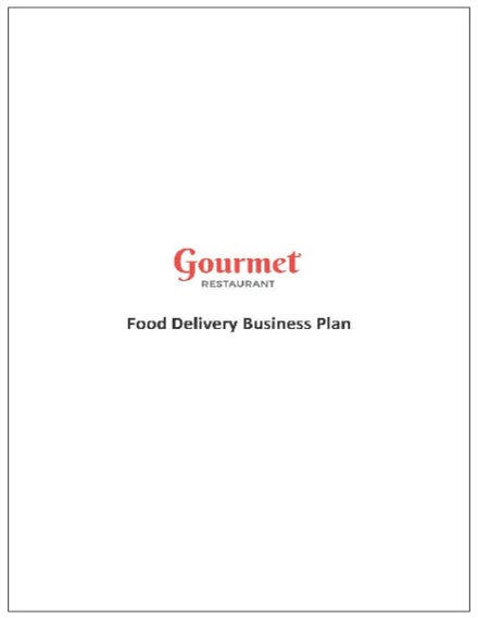 513 food delivery business plan 1