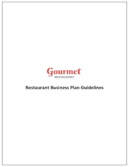 517 restaurant business plan guidelines 01