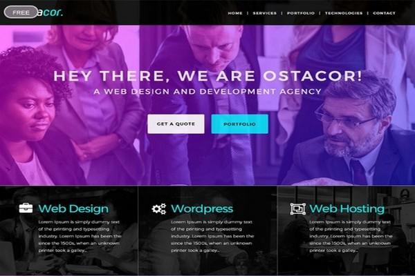 21 Web Design Agency Wordpress Themes Templates Free Premium Templates