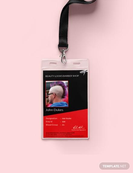 barbershop identity card 440
