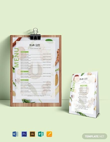 blank food menu template 440x570 1