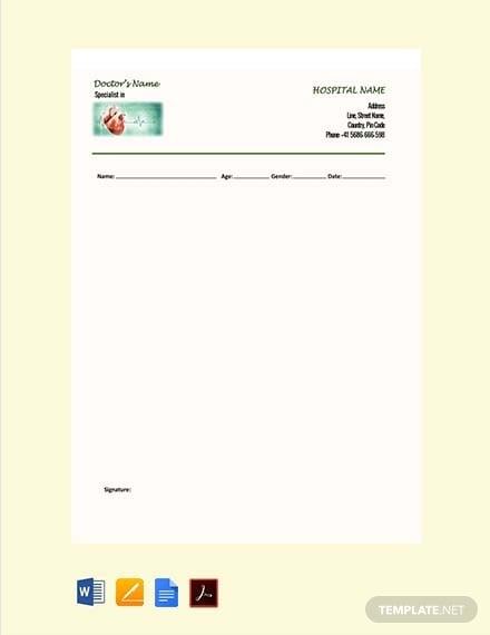 cardiologist-doctors-prescription-template
