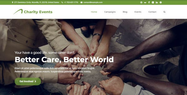 charity-events-paypal-compatible-wordpress-theme