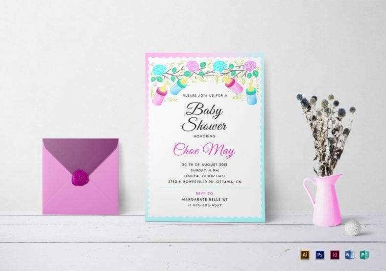 editable baby shower invitation template 788x552