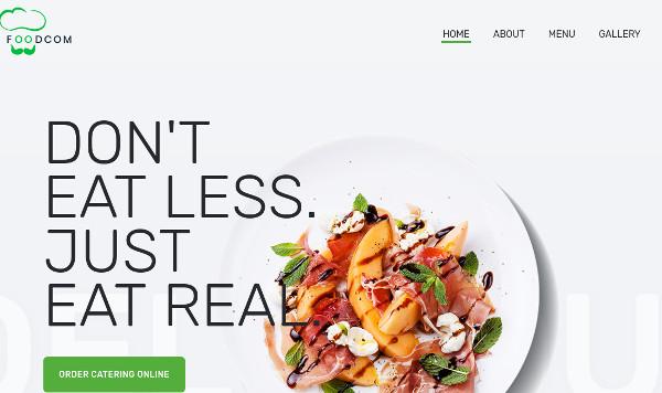 foodcom wpml ready wordpress theme