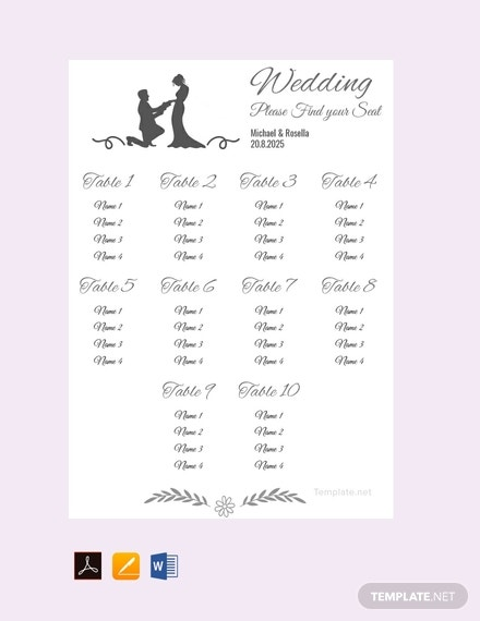 free banquet seating chart template 440x570 1