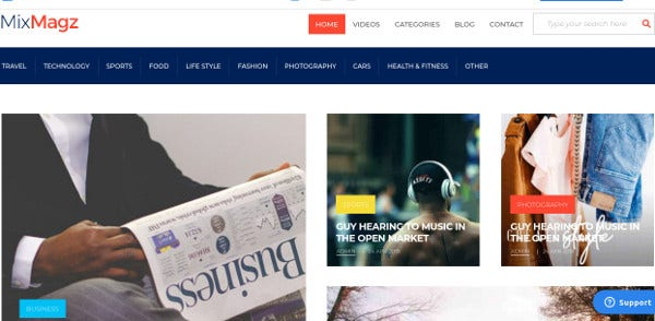 free-magazine-style-wordpress-theme