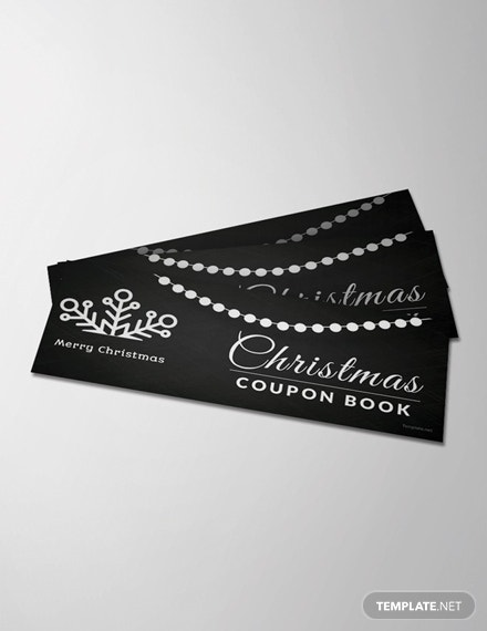 free simple coupon template 1x