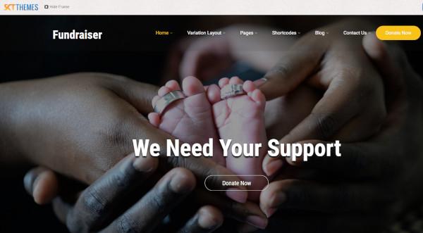 fundraiser-feature-rich-wordpress-theme